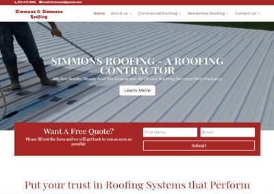 Simmons & Simmons Roofing