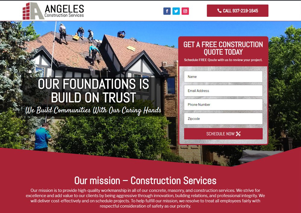 Angeles Construction Services