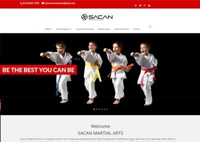 Sacan Martial Arts