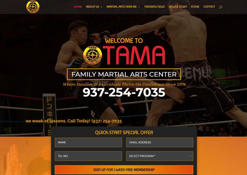 TAMA Martial Arts